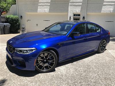 2019 BMW M5 lease in Cumming,GA - Swapalease.com
