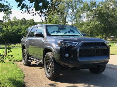 2018 Toyota 4Runner lease in Shady Dale,GA - Swapalease.com