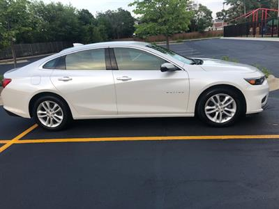 2017 Chevrolet Malibu lease in CHICAGO,IL - Swapalease.com