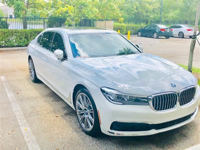 2019 BMW 7 Series lease in Davie,FL - Swapalease.com