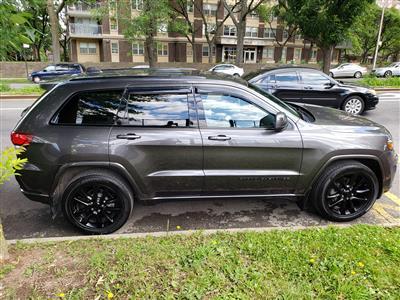 2017 Jeep Grand Cherokee lease in Bronx,NY - Swapalease.com