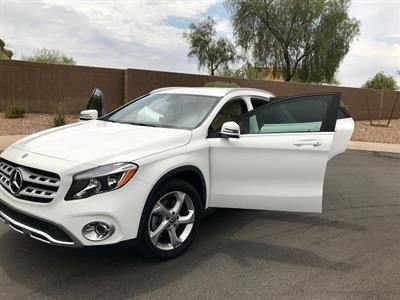 2018 Mercedes-Benz GLA SUV lease in Buckeye,AZ - Swapalease.com