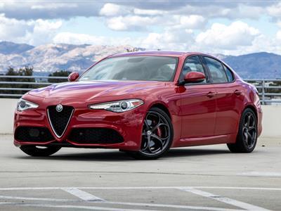 2018 Alfa Romeo Giulia lease in Los Angeles,CA - Swapalease.com