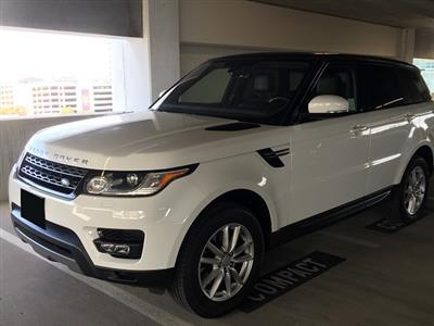 2016 Land Rover Range Rover Sport lease in MALIBU,CA - Swapalease.com