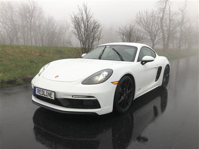 2018 Porsche 718 lease in Falls Church,VA - Swapalease.com