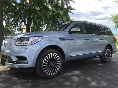 2018 Lincoln Navigator L lease in Des Plaines,IL - Swapalease.com