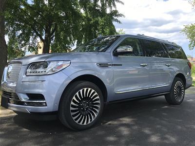 2018 Lincoln Navigator L lease in Des Plaines,IL - Swapalease.com