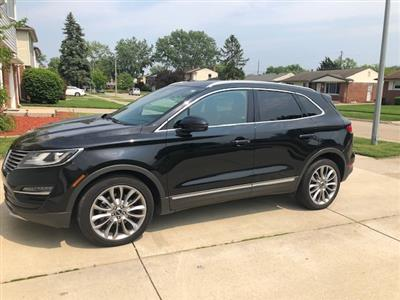 2017 Lincoln MKC lease in Westland,MI - Swapalease.com