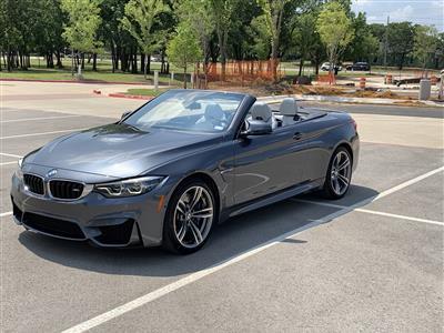 2018 BMW M4 lease in Keller,TX - Swapalease.com