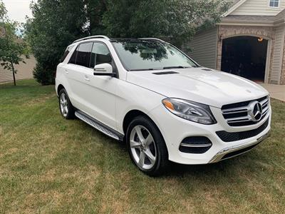 2017 Mercedes-Benz GLE-Class lease in Plainfield,IN - Swapalease.com