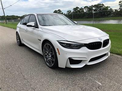 2018 BMW M3 lease in Sanford,FL - Swapalease.com