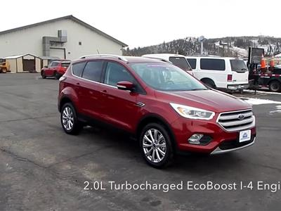 2018 Ford Escape lease in Pleasant Ridge,MI - Swapalease.com