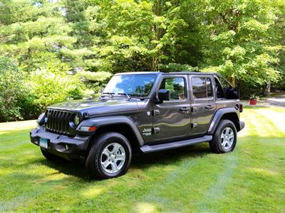 2018 Jeep Wrangler Unlimited lease in Port Chester,NY - Swapalease.com