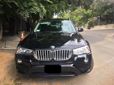 2017 BMW X3 lease in N.Hollywood,CA - Swapalease.com