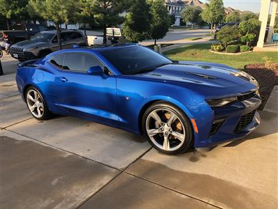 2017 Chevrolet Camaro lease in Providence Villiage,TX - Swapalease.com