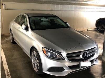 2016 Mercedes-Benz C-Class lease in San Mateo,CA - Swapalease.com