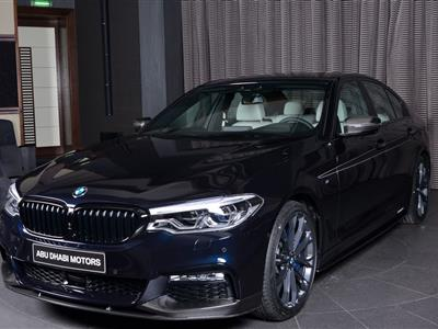 2017 BMW 5 Series lease in Cherry Hill,NJ - Swapalease.com