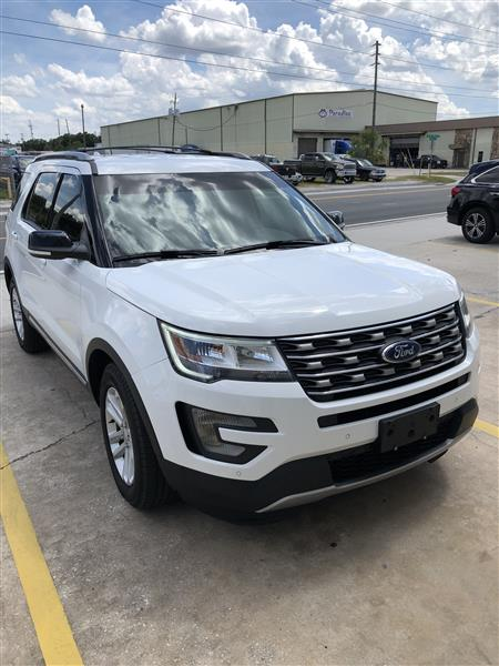 Ford Explorer 2017 Lease >> 2017 Ford Explorer Lease In Tampa Fl
