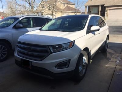 2017 Ford Edge lease in West Jordan,UT - Swapalease.com