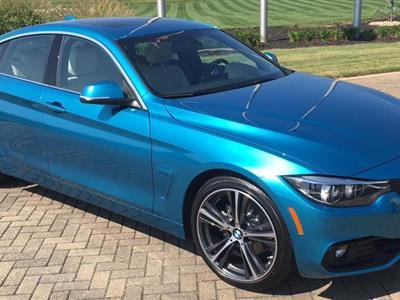 2018 BMW 4 Series lease in Hilton Head Island,SC - Swapalease.com