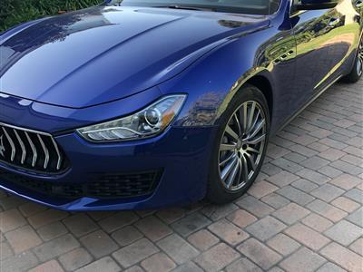 2018 Maserati Ghibli lease in Beverly Hills,CA - Swapalease.com