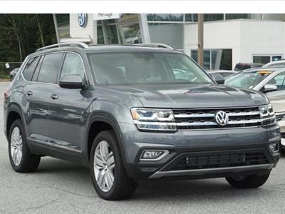 2018 Volkswagen Atlas lease in Granada hills ,CA - Swapalease.com
