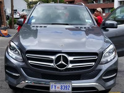 2018 Mercedes-Benz GLE-Class lease in Washington,DC - Swapalease.com
