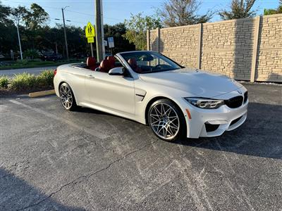 2019 BMW M4 lease in Tampa,FL - Swapalease.com