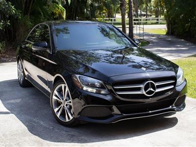 2018 Mercedes-Benz C-Class lease in Jupiter,FL - Swapalease.com