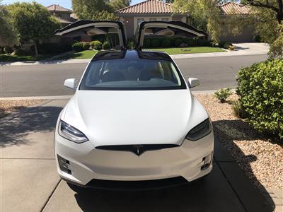 2017 Tesla Model X lease in Las Vegas,NV - Swapalease.com