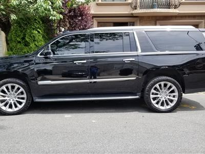 2017 Cadillac Escalade ESV lease in BROOKLYN,NY - Swapalease.com