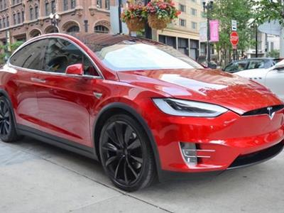 2018 Tesla Model X lease in La Jolla ,CA - Swapalease.com