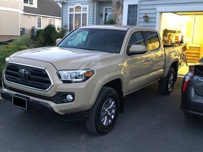 2018 Toyota Tacoma lease in Fairfax,VA - Swapalease.com
