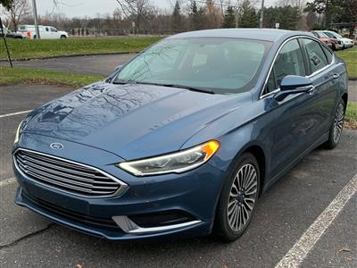 2018 Ford Fusion lease in Rochester Hills,MI - Swapalease.com