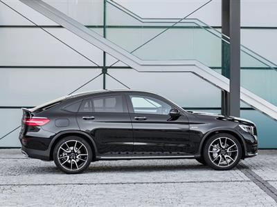 2018 Mercedes-Benz GLC-Class Coupe lease in Long Beach,CA - Swapalease.com