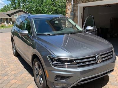2018 Volkswagen Tiguan lease in ,NJ - Swapalease.com