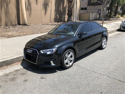 2017 Audi A3 lease in sherman oaks,CA - Swapalease.com