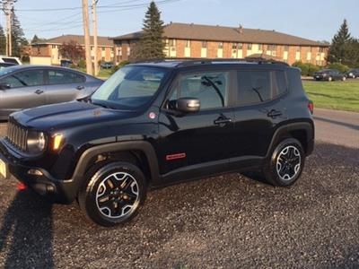 2017 Jeep Renegade lease in Superior,WI - Swapalease.com