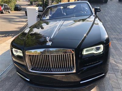 2018 Rolls-Royce Dawn lease in Encino,CA - Swapalease.com