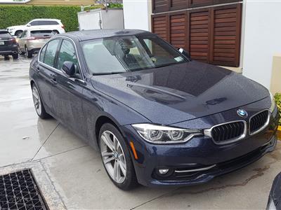2017 BMW 3 Series lease in orlando,FL - Swapalease.com