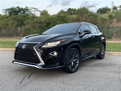 2018 Lexus RX 350 F Sport lease in Columbia,SC - Swapalease.com