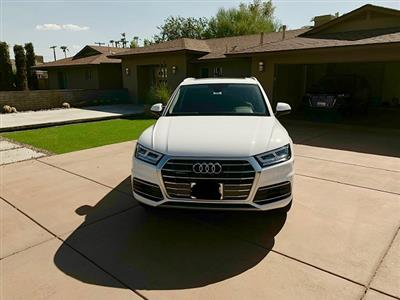 2018 Audi Q5 lease in Scottsdale,AZ - Swapalease.com