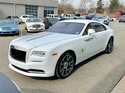2019 Rolls-Royce Wraith lease in FRANKLIN LAKES,NJ - Swapalease.com