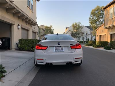 2018 BMW M4 lease in Tustin,CA - Swapalease.com