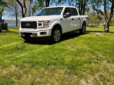 2018 Ford F-150 lease in Fall River,MA - Swapalease.com