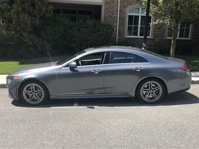 2019 Mercedes-Benz CLS Coupe lease in West Orange,NJ - Swapalease.com