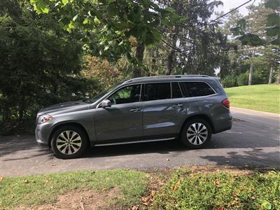 2018 Mercedes-Benz GLS-Class lease in CINCINNATI,OH - Swapalease.com