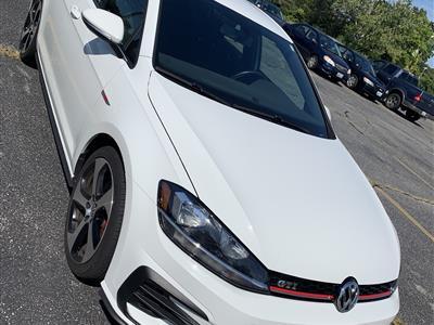 2018 Volkswagen Golf GTI lease in Norwich,CT - Swapalease.com