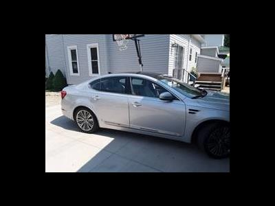 2016 Kia Cadenza lease in Fort myers,FL - Swapalease.com