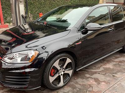 2017 Volkswagen Golf GTI lease in Los Angeles,CA - Swapalease.com